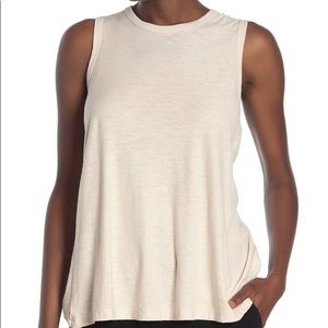 NWT James Perse Wrap Back Tank